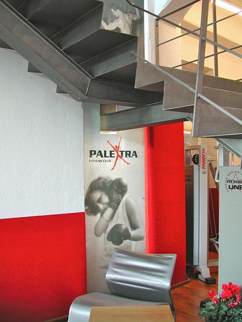 23.  Palestra in Savona