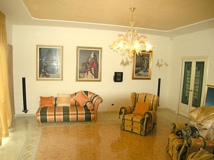 09. Villa in Varazze