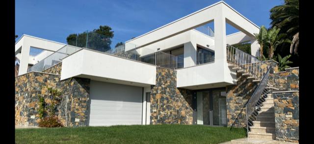 02. Villa di nuova costruzione in Varazze